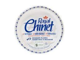 chinet plates royal chinet dessert plate walmart canada