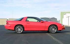 2002 convertible camaro used 2002 chevrolet camaro convertible pricing for sale edmunds
