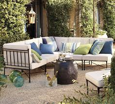Outdoor Livingroom Considering Outdoor Furniture Cushions For Your Lazy Days 1934