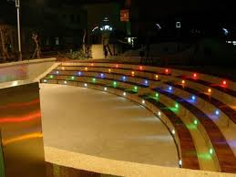 Rgb Landscape Lights Rgb Led In Ground Well Light 9 Watt Led Well Lights With Color