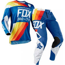 motocross gear package deals 2018 fox 360 draftr motocross gear blue manchester xtreme