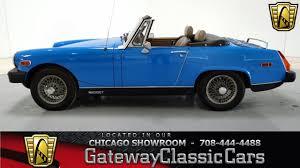 1979 mg midget gateway classic cars chicago 696 youtube