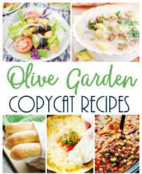 olive garden copycat olive garden recipes saving dollars u0026 sense