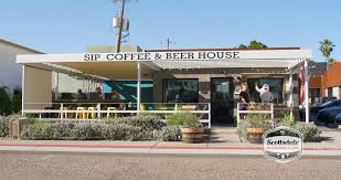sip coffee and beer house