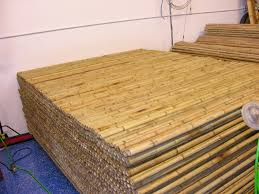 Bamboo Fencing Rolls Home Depot by Koolbamboo
