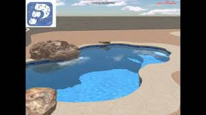 Lagoon Swimming Pool Designs by Hb Ppaz Pool Studio 3d Swimming Pool Design Youtube
