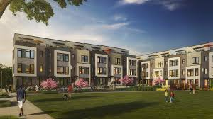 Roof Center Alexandria Virginia by New Luxury Homes For Sale In Alexandria Va Eisenhower Square