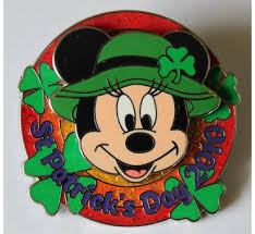 minnie mouse s day disney pin st s day 2010 minnie mouse le 750 yggmall