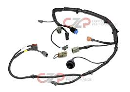 wiring specialties alternator to transmission harness automatic at