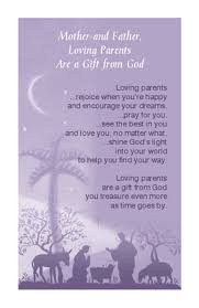 loving parents greeting card christmas printable card american