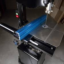 Bench Mounted Band Saw - kreg precision band saw fence saw attachments cutting solutions