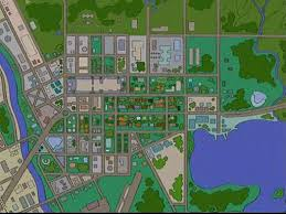 springfield map simpsons springfield map search tsto