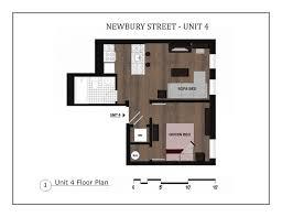 Hynes Convention Center Floor Plan Back Bay Boston Furnished Apartment Rental Vrbo