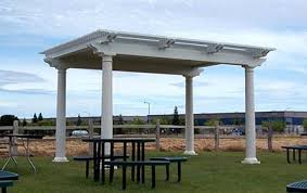 standing patio covers