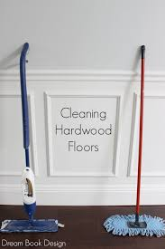 the best way to clean hardwood floors book design