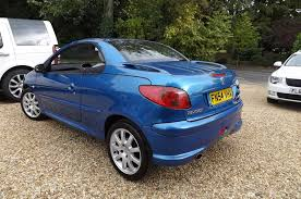peugeot 208 cabriolet for sale 100 manual peugeot 206cc allure used peugeot 206 cc