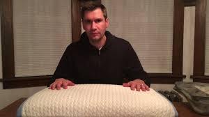 bear pillow review the sleep sherpa