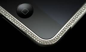 diamond studded diamond studded iphone is around the corner luxurylaunches