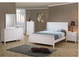 Cottage Style White Bedroom Furniture Full Sets