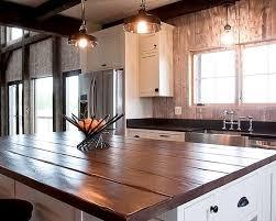 reclaimed kitchen islands design works wine barrel wood kitchen island ideas