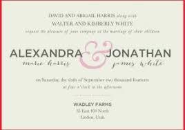 wedding reception wording exles how to write a wedding invitation 55271 templates unique wedding