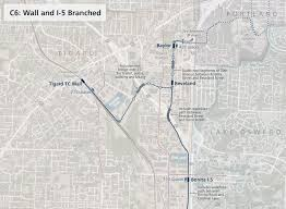 Trimet Portland Map by Branching Out Places Over Time