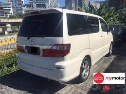 used lexus for sale in kl 2002 toyota alphard for sale in malaysia for rm59 000 mymotor