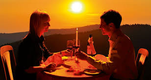 Candle Light Dinner Candle Light Dinner Voucher For 2 People