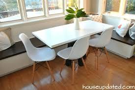 kitchen nook furniture set modern breakfast nook table set modern kitchen nook set modern