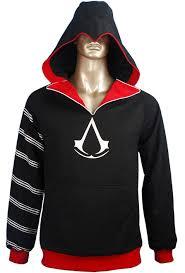 Assassins Creed Kid Halloween Costume Assassin U0027s Creed Ezio Hoodie Jacket Pullover Daily Halloween