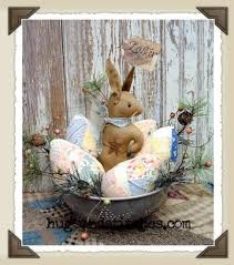 primitive easter eggs 278 best primitive easter decorations and bunnies images on