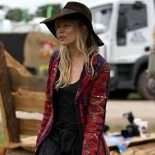 hippie style celebrities with hippie style popsugar fashion australia