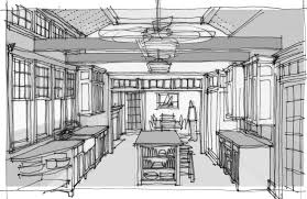 blog archive schematic kitchen sketch
