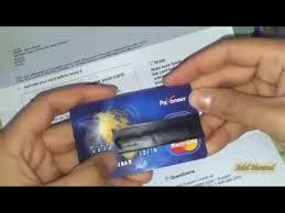 mastercard prepaid debit card receiving activating payoneer prepaid debit master card