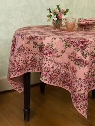 roses tablecloth attic sale linens kitchen attic beautiful