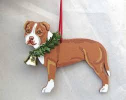 pitbull terrier etsy
