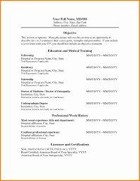 resume format sle doctor s note 8 curriculum vitae format for doctors mail clerked