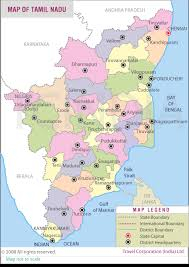 tamil nadu map tamil nadu map india map of tamil nadu