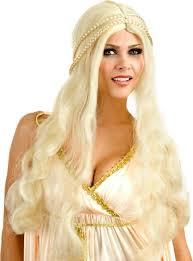 halloween costume blonde wig blonde flower child wig kids costumes kids halloween