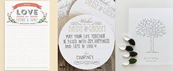 wedding photo guest book free wedding guest book printables popsugar smart living