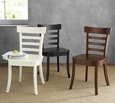 Dining Wood Chairs Liam Dining Chair Pottery Barn