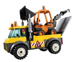 lego truck instructions signs amazing site warning signs complete with mini digger quick