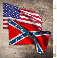 Don T Tread On Me Confederate Flag Usa And Confederate Flag Stock Illustration Illustration Of