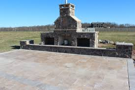 Outdoor Paver Patio Ideas by Travertine Paver Patio Installers In Virginia What To Know