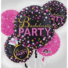 helium balloon delivery in selangor bachelorette sassy party bouquet 5pc from category balloon bouquet