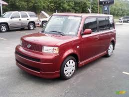 scion xb 2006 salsa red pearl scion xb 11127194 gtcarlot com car color