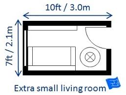 average size of living room what is the average size of a living room quora
