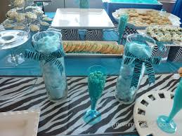 Baby Shower Ideas For Boy Centerpiece Baby Shower Centerpiece Ideas For A Boy Boy Blue Zebra Baby Shower 2