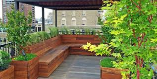 roof garden plants guide to rooftop gardens garden design