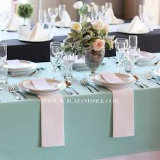 table linens for wedding napkins table runners tablecloths